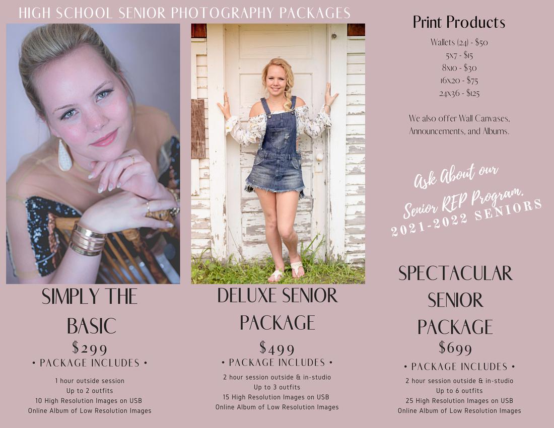 Valentine Nebraska & South Dakota High School Senior Photography Photography Packages,
