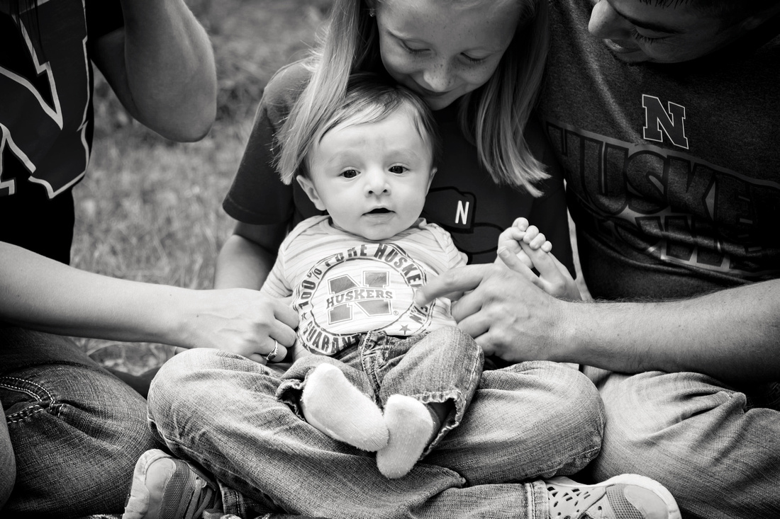 Moments Photography by Misty Omaha Family Photographer